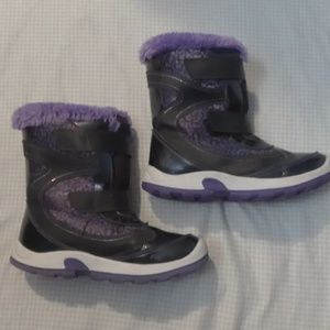 Other - Kid's Purple Snow Boots